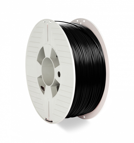 Verbatim 55052 3D-printmateriaal Polyethyleentereftalaatglycol (PETG) Zwart 1 kg