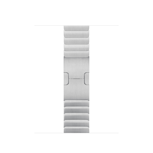 Apple MUHJ2ZM/A smartwatch accessory Band Silver Stainless steel