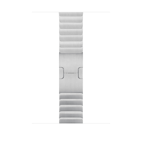 Apple MUHL2ZM/A smartwatch accessory Band Silver Stainless steel