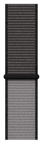Apple MWTY2ZM/A smartwatch accessory Band Black,Grey Nylon