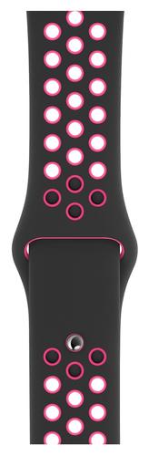 Apple MWUC2ZM/A smartwatch accessory Band Black,Pink Fluoroelastomer