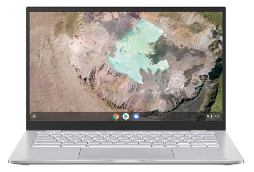 "ASUS Chromebook C425TA-AJ0058 notebook Silver 35.6 cm (14"") 1920 x 1080 pixels Intel® Core™ M m3-8100Y 8 GB 128 GB eMMC Chrome"