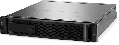 Lenovo ThinkSystem DM3000H disk array 48 TB Rack (2U) Zwart, Metallic