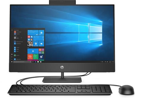 """HP ProOne 440 G5 60.5 cm (23.8"""") 1920 x 1080 pixels 8th gen Intel® Core™ i5 8 GB DDR4-SDRAM 256 GB SSD Wi-Fi 5 (802.11ac) Grey"""