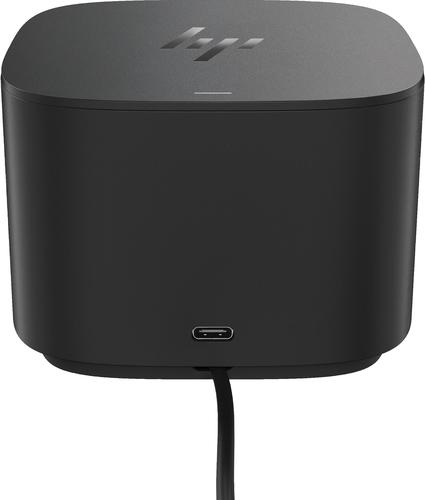 HP 6HP48AA Bedraad USB 3.0 (3.1 Gen 1) Type-C Zwart