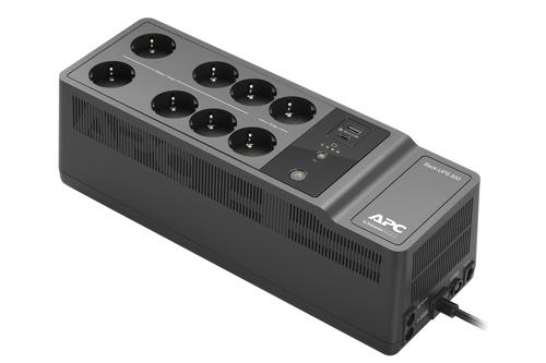 APC Back-UPS BE850G2-GR - Noodstroomvoeding 8x stopcontact, 850VA, 2 USB opladers, 1 USB datapoort
