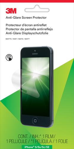3M NVAG828762 Anti-glare screen protector Mobile phone/Smartphone Apple 1 pc(s)