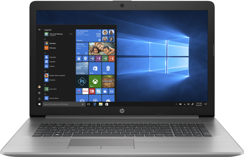 "HP 470 G7 Grey Notebook 43.9 cm (17.3"") 1920 x 1080 pixels 10th gen Intel® Core™ i5 8 GB DDR4-SDRAM 512 GB SSD AMD Radeon 530 W"