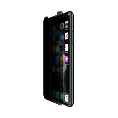 Belkin SCREENFORCE Invisiglass Ultra Privacy ScreenProtector - iPhone 11 Pro / X / Xs