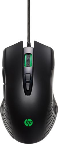 HP X220 muis USB Optisch 3600 DPI Ambidextrous