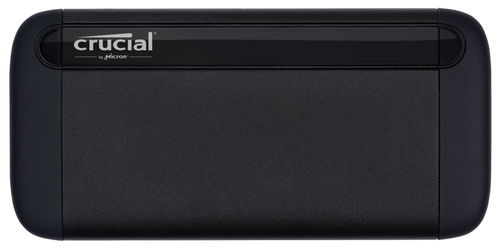 Crucial X8 1000 GB Black