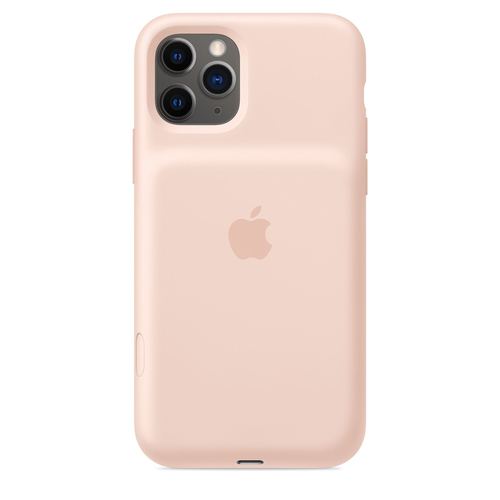 Apple iPhone 11 Pro Smart Battery Case - Pink Sand