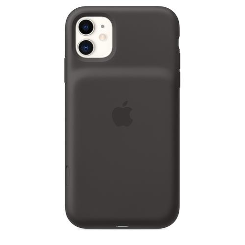 "Apple MWVH2ZM/A mobiele telefoon behuizingen 15,5 cm (6.1"") Hoes Zwart"