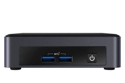 Intel NUC BKNUC8V5PNK1 PC/workstation barebone UCFF Zwart BGA 1528 i5-8365U 1,6 GHz