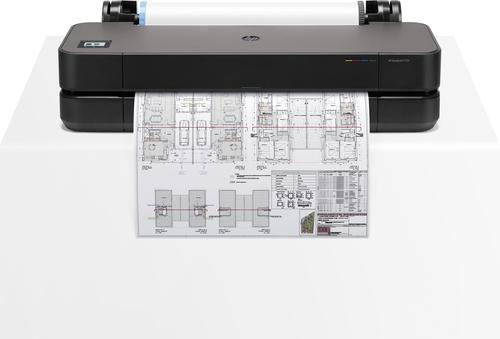 HP Designjet T250 large format printer Wi-Fi Thermal inkjet Colour 2400 x 1200 DPI A1 (594 x 841 mm) Ethernet LAN
