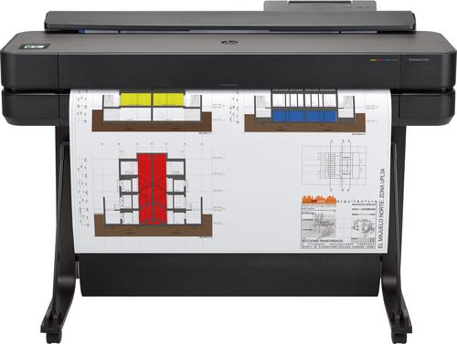 HP Designjet T650 large format printer Wi-Fi Thermal inkjet Colour 2400 x 1200 DPI 914 x 1897 mm Ethernet LAN