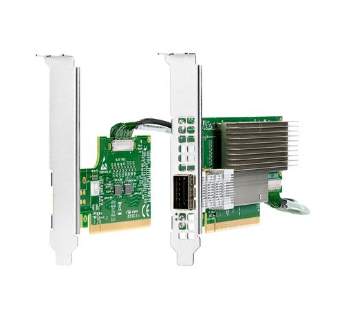 Hewlett Packard Enterprise P23664-H21 networking card Ethernet / Fiber 200000 Mbit/s Internal