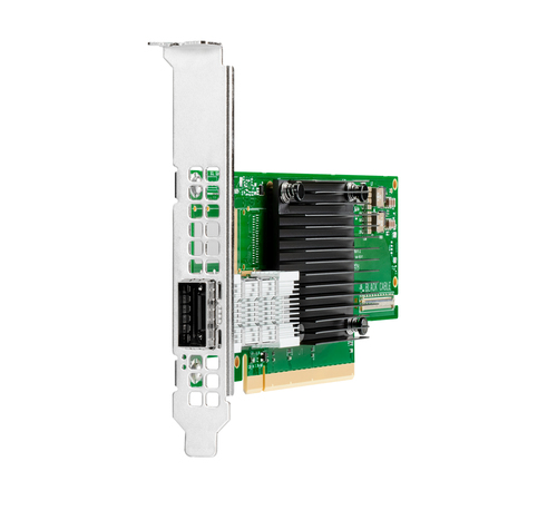 Hewlett Packard Enterprise P23665-H21 networking card Ethernet / Fiber 100000 Mbit/s Internal