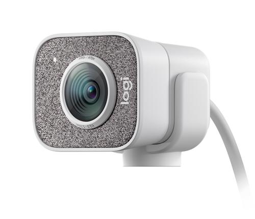 Logitech StreamCam webcam 1920 x 1080 Pixels USB 3.2 Gen 1 (3.1 Gen 1) Wit