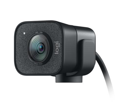 Logitech StreamCam webcam 1920 x 1080 pixels USB 3.2 Gen 1 (3.1 Gen 1) Black