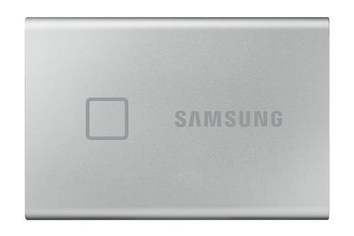 Samsung T7 Touch 2000 GB Zilver