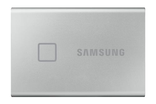 Samsung T7 Touch 1000 GB Zilver