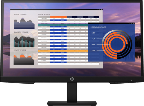 "HP P27h G4 68.6 cm (27"") 1920 x 1080 pixels Full HD IPS"
