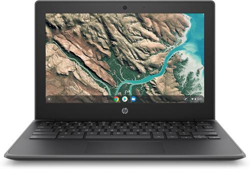 """HP Chromebook 11 G8 EE Grey 29.5 cm (11.6"""") 1366 x 768 pixels Intel® Celeron® N 4 GB LPDDR4-SDRAM 16 GB eMMC Wi-Fi 5 (802.11ac)"""