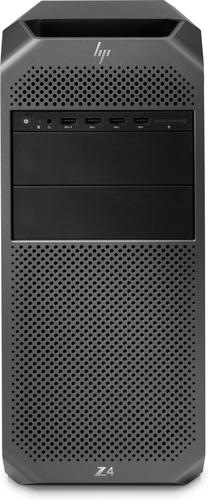 HP Z4 G4 DDR4-SDRAM W-2225 Tower Intel® Xeon® W 16 GB 512 GB SSD Windows 10 Pro Workstation Zwart