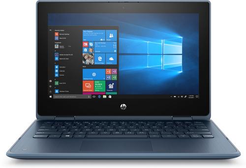"HP ProBook x360 11 G5 EE Blauw Hybride (2-in-1) 29,5 cm (11.6"") 1366 x 768 Pixels Touchscreen Intel® Pentium® Silver 4 GB DDR4-"