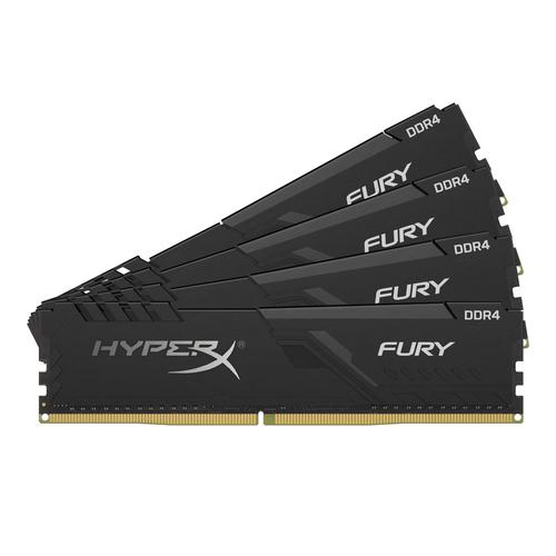 HyperX FURY HX432C16FB3K4/128 geheugenmodule 128 GB 4 x 32 GB DDR4 3200 MHz
