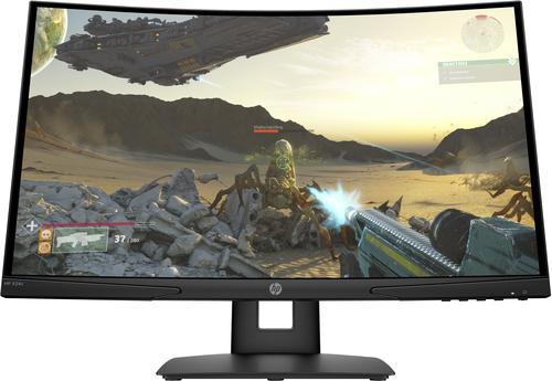 """HP X24c 59,9 cm (23.6"""") 1920 x 1080 Pixels Full HD LCD Zwart"""
