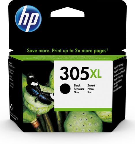 HP 305XL 1 stuk(s) Origineel Hoog (XL) rendement Zwart