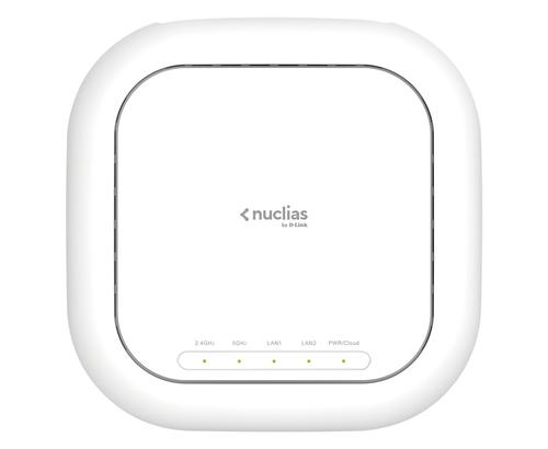 D-Link DBA-2520P WLAN toegangspunt 1900 Mbit/s Power over Ethernet (PoE) Wit