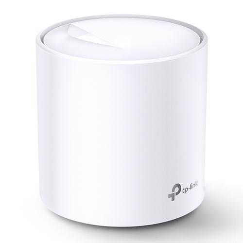 TP-LINK DECO X60 Dual-band (2.4 GHz / 5 GHz) Wi-Fi 6 (802.11ax) Wit 2 Intern
