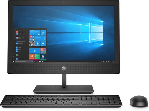 """HP ProOne 400 G5 50.8 cm (20"""") 1600 x 900 pixels 9th gen Intel® Core™ i5 8 GB DDR4-SDRAM 512 GB SSD Wi-Fi 5 (802.11ac) Black Al"""