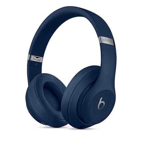 Apple Beats Studio 3 Hoofdtelefoons Hoofdband 3,5mm-connector Micro-USB Bluetooth Blauw