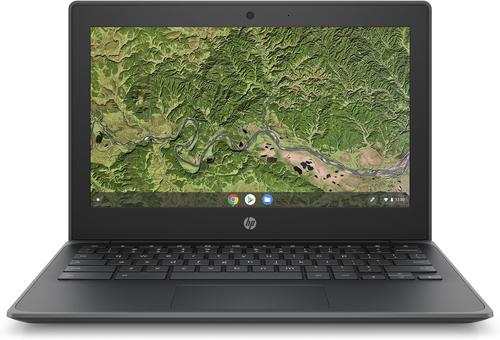 """HP Chromebook 11A G8 EE Grey 29.5 cm (11.6"""") 1366 x 768 pixels Touchscreen AMD A4 4 GB DDR4-SDRAM 32 GB eMMC Wi-Fi 5 (802.11ac)"""