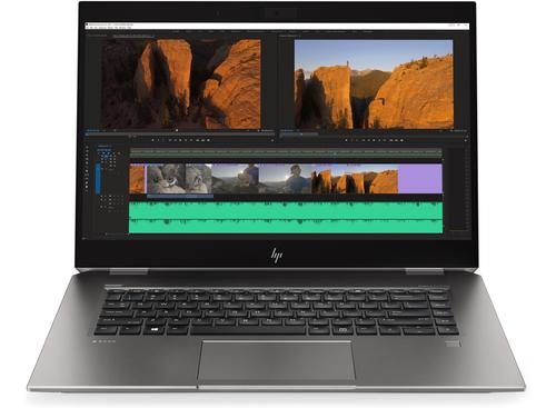 """HP ZBook Studio G5 Zilver Mobiel werkstation 39,6 cm (15.6"""") 3840 x 2160 Pixels Intel® 9de generatie Core™ i9 32 GB DDR4-SDRAM"""