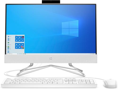 """HP 22-df0210nd 54,6 cm (21.5"""") 1920 x 1080 Pixels AMD Athlon Silver 8 GB DDR4-SDRAM 1128 GB HDD+SSD Wi-Fi 5 (802.11ac) Wit Alle"""
