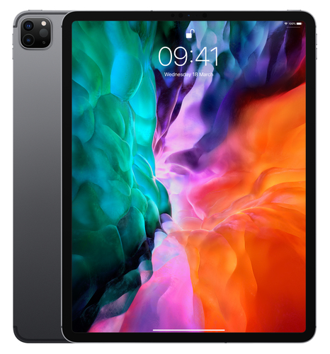 "Apple iPad Pro 4G LTE 512 GB 32.8 cm (12.9"") Wi-Fi 6 (802.11ax) iPadOS Grey"