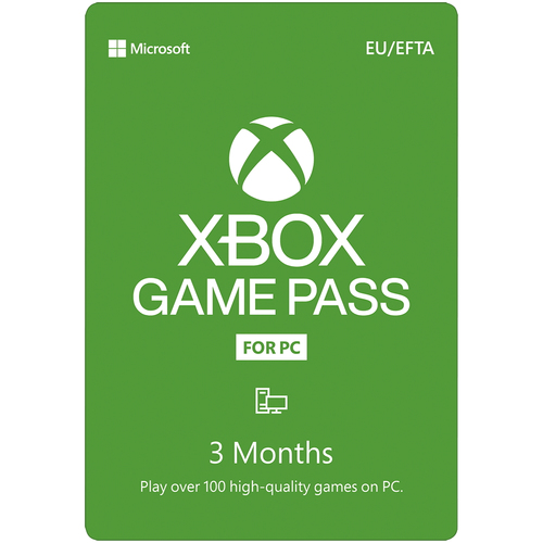 Microsoft Xbox Game Pass for PC - 3 Month