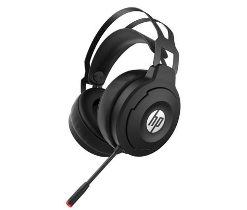 HP X1000 Headset Hoofdband Zwart