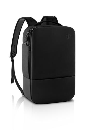 "DELL Pro Hybrid Briefcase Backpack 15 notebooktas 38,1 cm (15"") Rugzak Zwart"