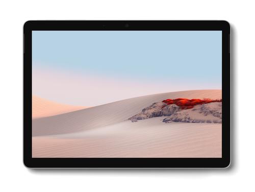 "Microsoft Surface Go 2 26.7 cm (10.5"") Intel® Pentium® Gold 4 GB 64 GB Wi-Fi 6 (802.11ax) Platinum"