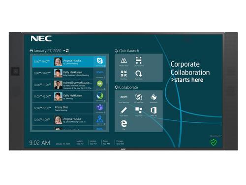 NEC InfinityBoard 2.1 QL video conferencing systeem Ethernet LAN Videovergaderingssysteem voor groepen