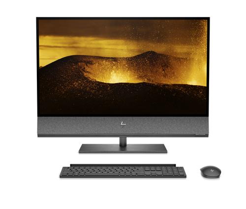 "HP ENVY 32-a1300nd 80 cm (31.5"") 3840 x 2160 Pixels Intel® 10de generatie Core™ i9 32 GB DDR4-SDRAM 3000 GB HDD+SSD NVIDIA GeFo"