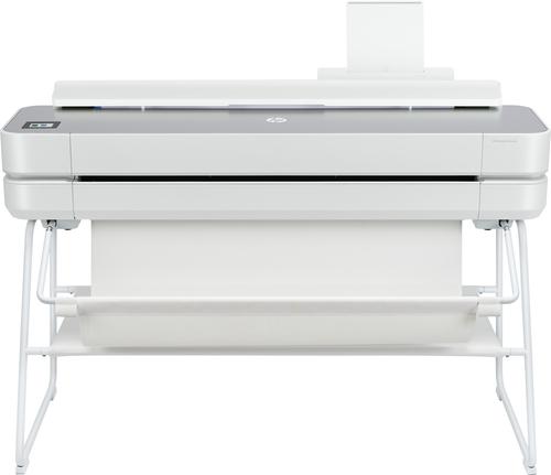 HP Designjet Studio Steel large format printer Wi-Fi Thermal inkjet Colour 2400 x 1200 DPI 914 x 1897 mm Ethernet LAN