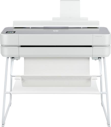HP Designjet Impresora Studio Steel de 24 grootformaat-printer Wi-Fi Thermische inkjet Kleur 2400 x 1200 DPI 610 x 1897 mm Ethe