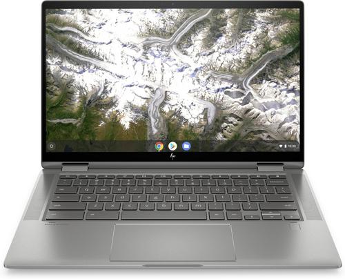 "HP Chromebook x360 14c-ca0000nd DDR4-SDRAM 35,6 cm (14"") 1920 x 1080 Pixels Touchscreen Intel® Pentium® Gold 4 GB 64 GB eMMC Wi"